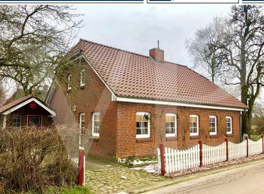 Gemütliches Einfamilienhaus mit Naturblick und kurzer Entfernung zur Schlei in Ulsnis