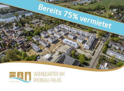 """PENTHOUSE - NEUBAU ERSTBEZUG im """"Wohnquartier am Rheingaupalais""""060/S12-0301"""
