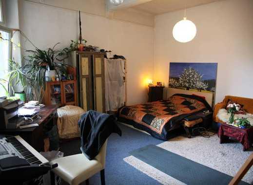 Schönes großes Zimmer im Hinterhaus, am Reileck im Paulusviertel, in 4er WG, Balkon