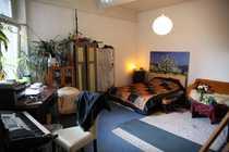 Bild Schönes großes Zimmer im Hinterhaus, am Reileck im Paulusviertel, in 4er WG, Balkon