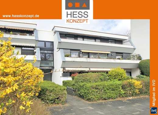 Top-3,5-Zimmer-Wohnung mit 20qm großer Dachterrasse. Schick modernisiert...