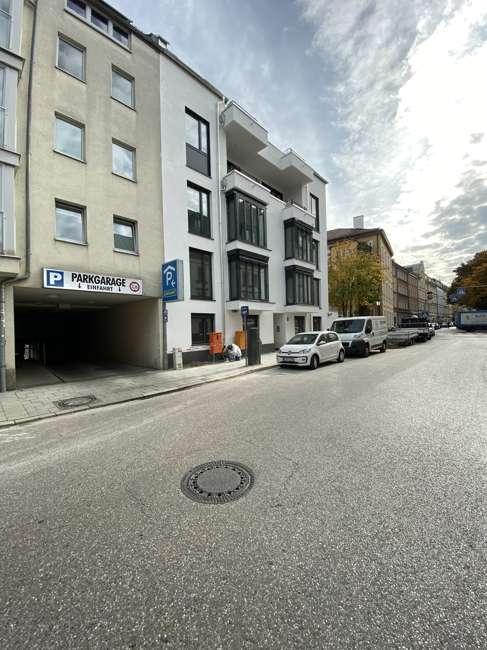 3 Zimmer Wohnung in zentralster und ruhiger Lage in Schwabing in Schwabing (München)