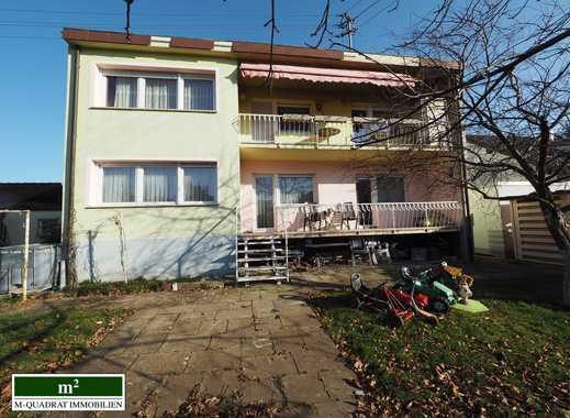 Schönes 2 Familienhaus in guter Lage ( Zentrum ) mit schönem Garten und Doppelgarage