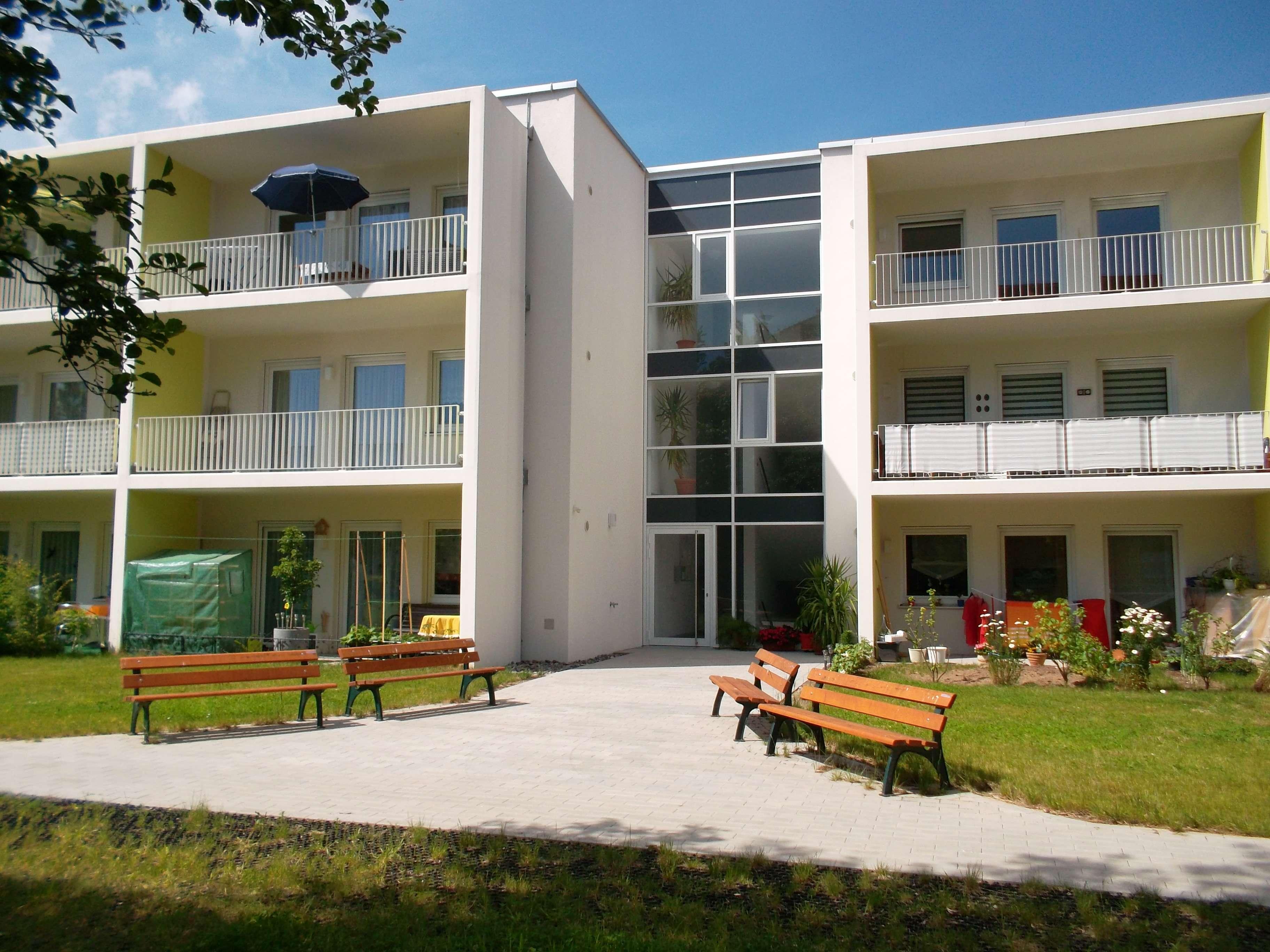 BETREUTES WOHNEN in Roding - 2-Zimmer-Wohnung mit Balkon / EOF II