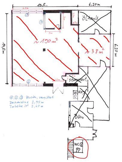 Grundriss Variante 228m²
