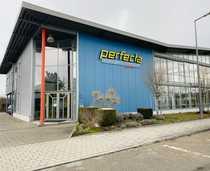 460 qm Büro- und Ausstellungsfläche