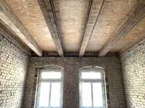 Zur Sanierung in Halle leerstehendes