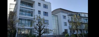 Penthousewohnung mit zwei Zimmern in Bad Oeynhausen