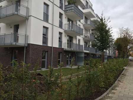Moderne Neubauwohnung mit Terrasse und Garten in Ramersdorf (München)