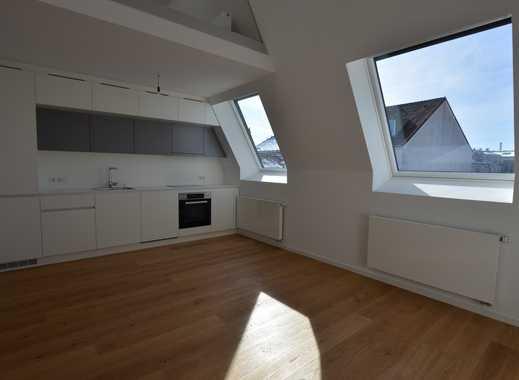 Erstbezug: luxuriöses Dachgeschoss im Glockenbachviertel