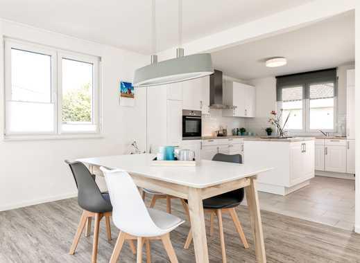Doppelhaushälfte mit moderner, komfortabler und schlüsselfertiger Ausstattung