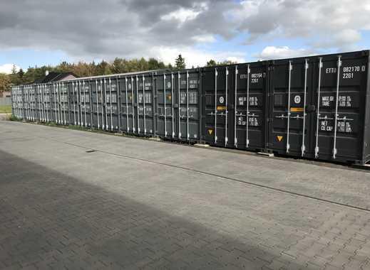 Lager, Container, Stellplatz für Möbel, Selfstorage zu vermieten