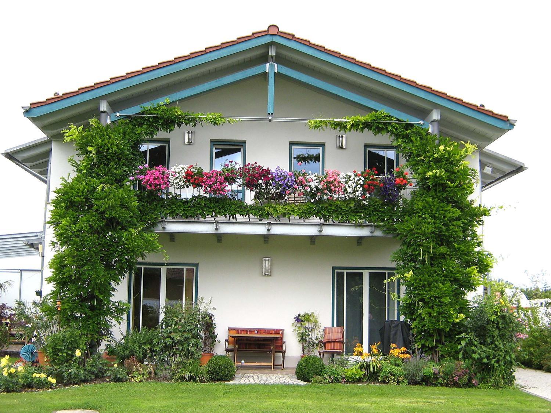 ... vom Feinsten - im 2-Familien-Haus -**provisionsfrei ** in Rott am Inn