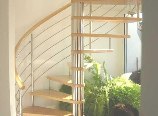 Stilvolle, helle 3,5-Zimmer-Dachterrassen-Maisonette-Wohnung
