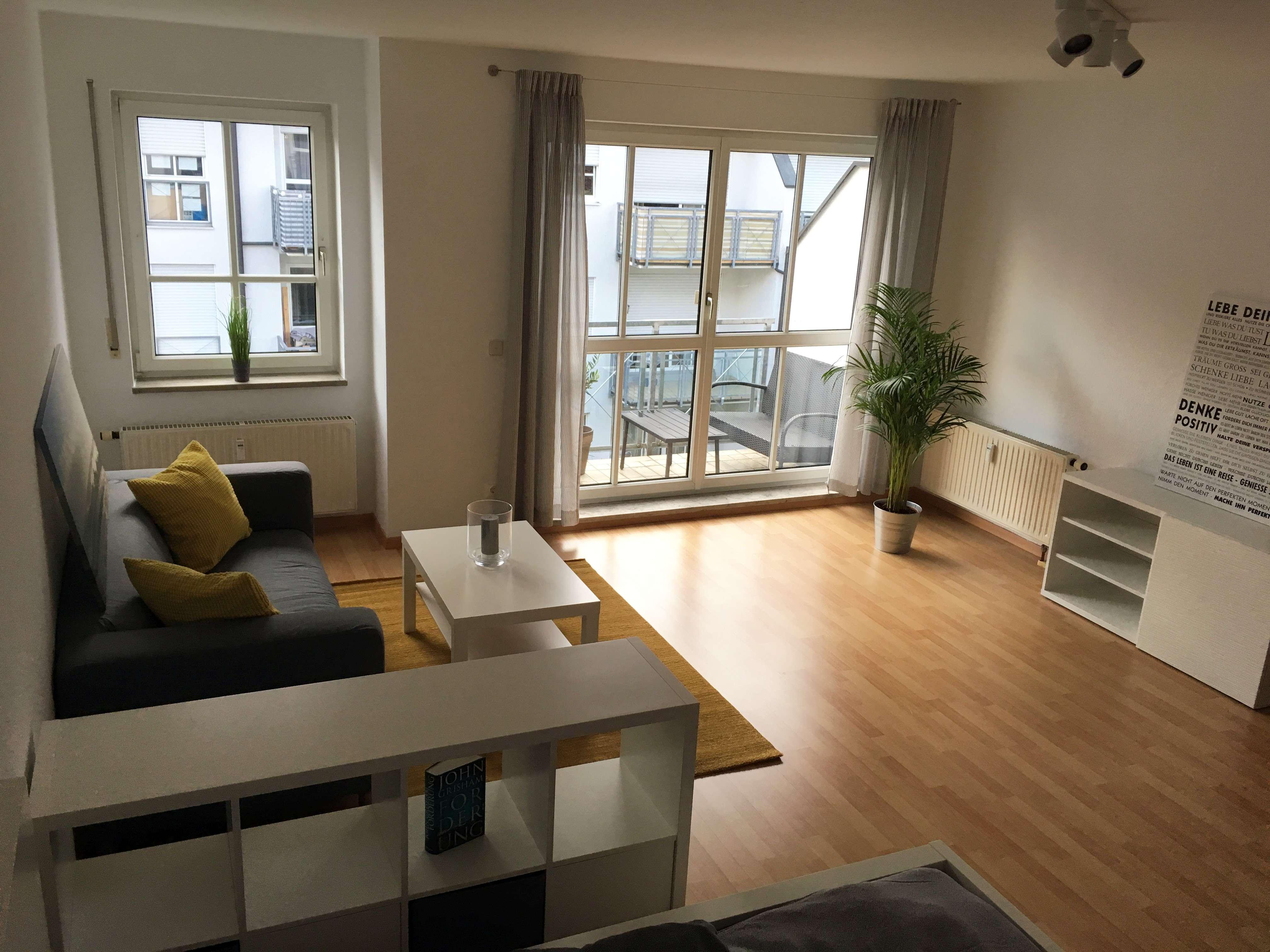 Attraktives, neu möbliertes Appartement nähe Westpark in Friedrichshofen (Ingolstadt)