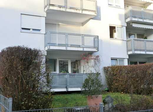 Großzügige Garten-Wohnung * praktische Raumaufteilung * beste Wohnlage
