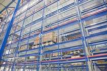 Neubau einer Logistikhalle am Industriegebiet