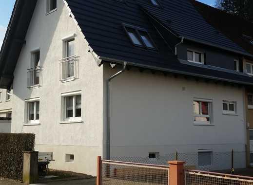 Erstbezug nach Sanierung mit EBK und Balkon: schöne 4-Zimmer-Maisonette-Wohnung in Berghaupten