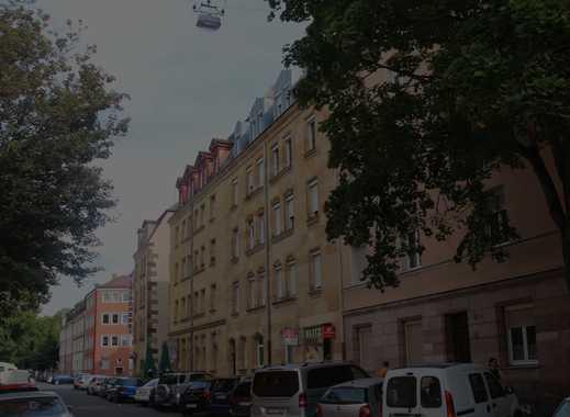 Helle, ruhige 2-Zimmer-Wohnung in Nürnberg