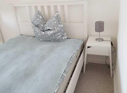 Sanierte und möblierte 1-Zimmer-Wohnung mit EBK in Rosengarten!