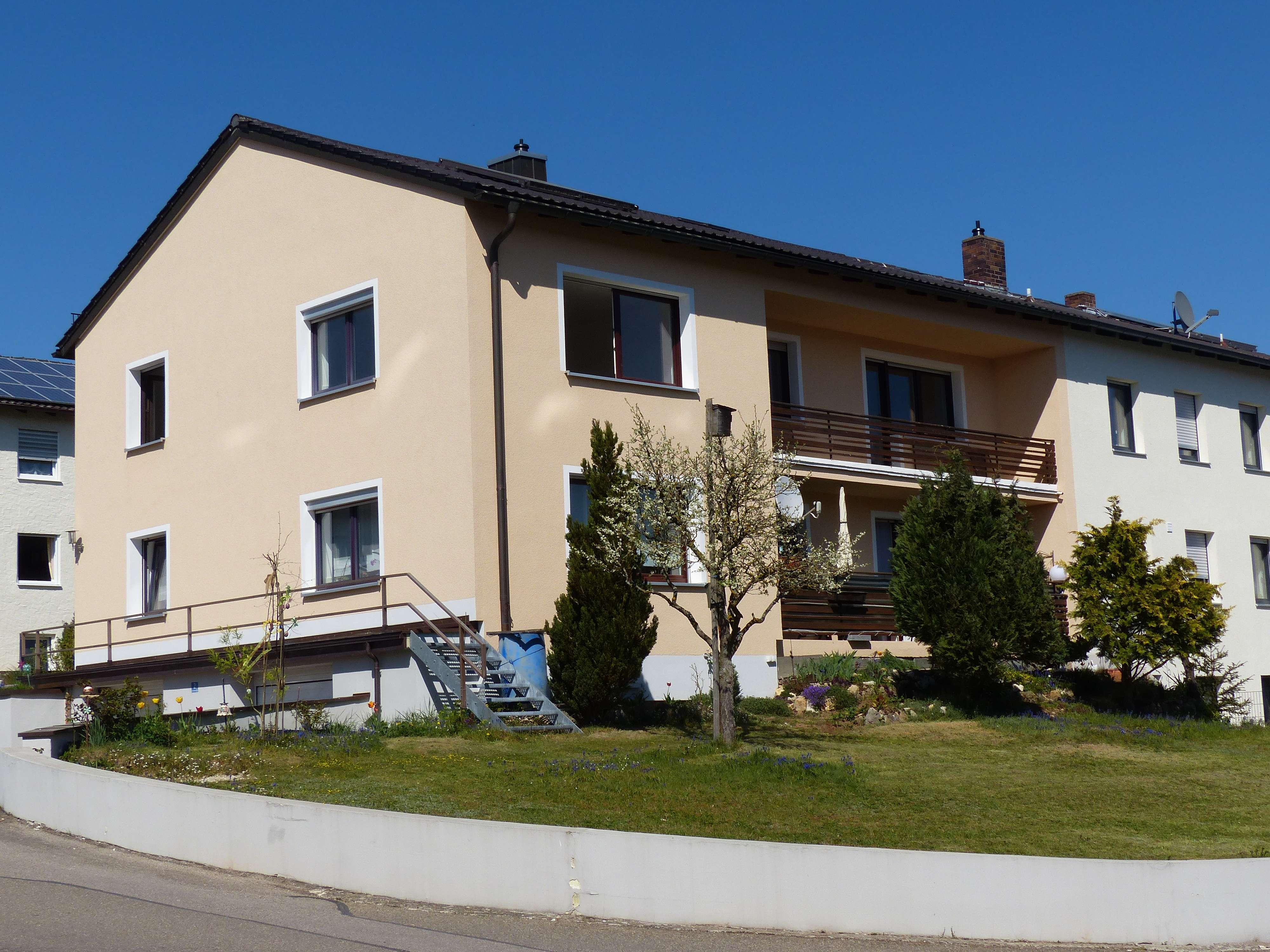 Schöne 3-Zimmer-Wohnung mit Balkon in Eichstätt/Landershofen