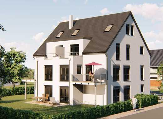Wohnen am Kellerwald - Neubau Eigentumswohnungen in Forchheims Bestlage