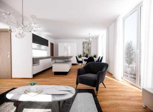 3,5-Zimmer-Exklusives Penthouse mit großer Terrasse