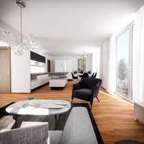 3 5-Zimmer-Exklusives Penthouse mit großer