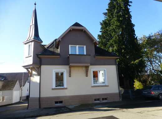 Schöne drei Zimmer Wohnung einer Stadtvilla in Bad Buchau, Kreis Biberach