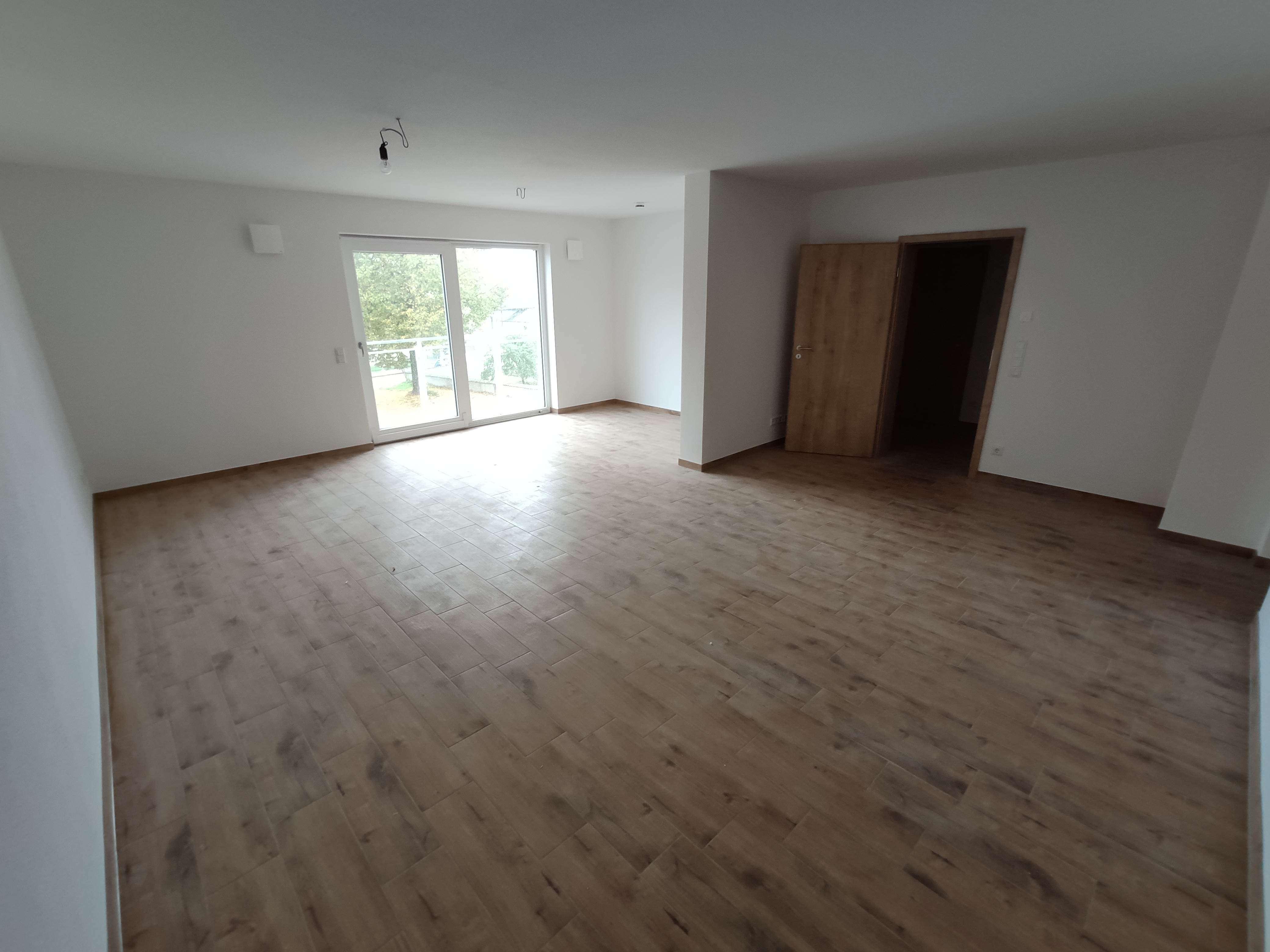 Erstbezug! Zweizimmerwohnung im ersten Obergeschoßin Vohburg zu vermieten in Vohburg an der Donau