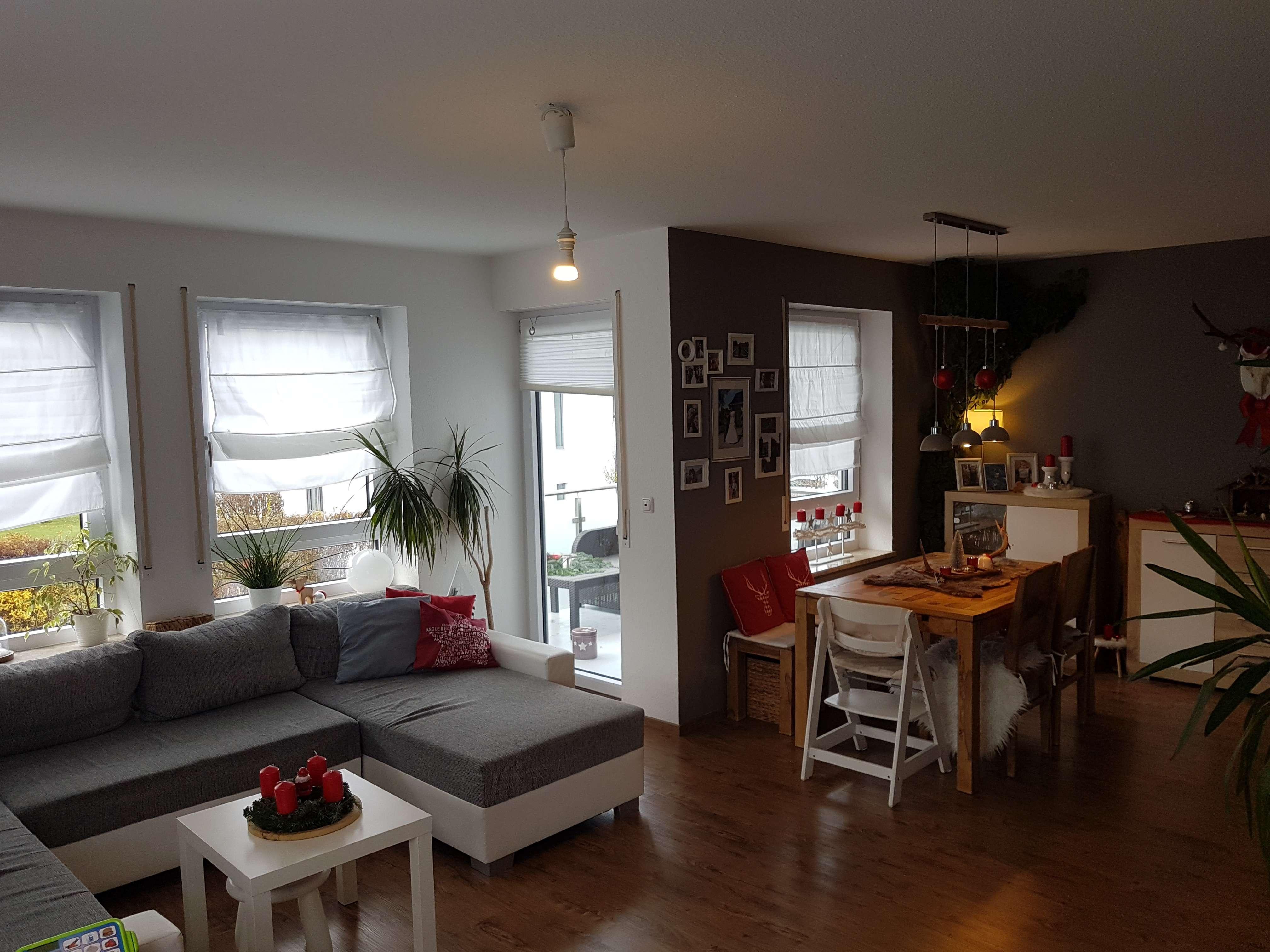 Wunderschöne 3-Z OG Wohnung mit 2 Balkonen (Süd/West) in Buchloe