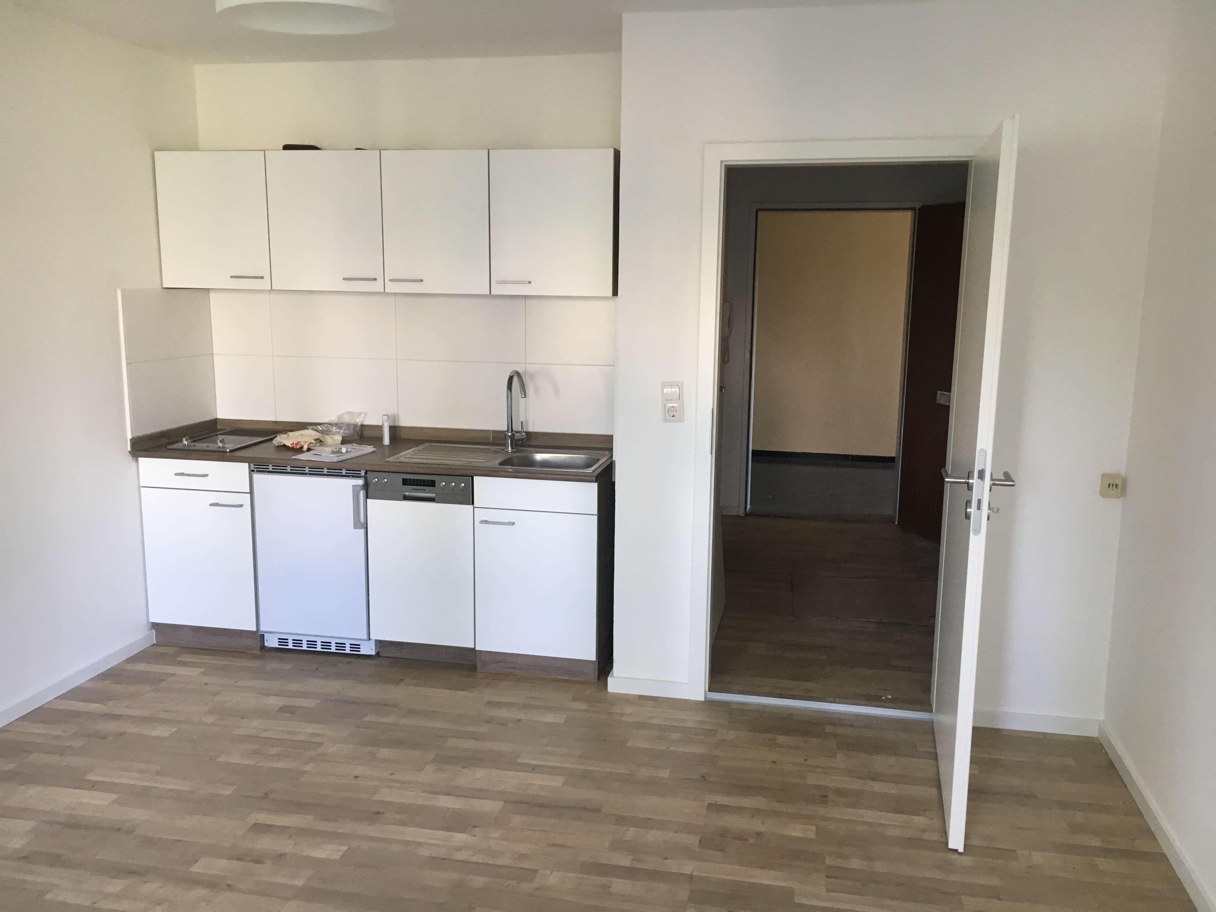 Stilvolle, neuwertige 1-Zimmer-Wohnung mit Balkon und Einbauküche in Regensburger Bestlage in Westenviertel (Regensburg)