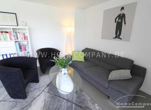 Liebevoll eingerichtetes und einfach hell strahlendes 2,5-Zimmer-Appartment in Beuel-Mitte!