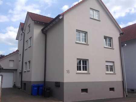 Attraktive 4 Zimmer EG-Wohnung mit Terrasse in ruhiger Wohnlage in Alzenau