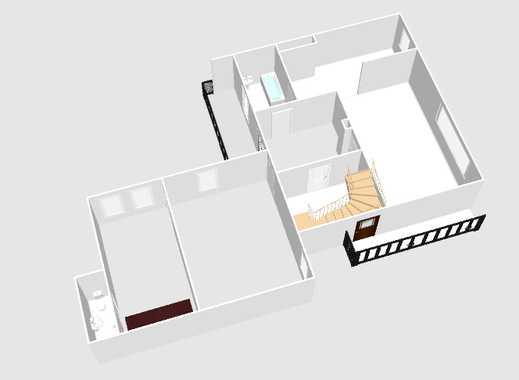 Schöne, geräumige Drei-Zimmer-Wohnung in Wuppertal, Ronsdorf, Nähe Zentrum