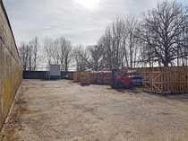 Stellplatz für Wohnmobil PKW - überdacht -