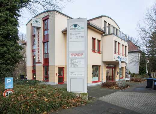 """Ärztehaus """"Am Denkmal""""-eine solide Kapitalanlage in Leipzig"""