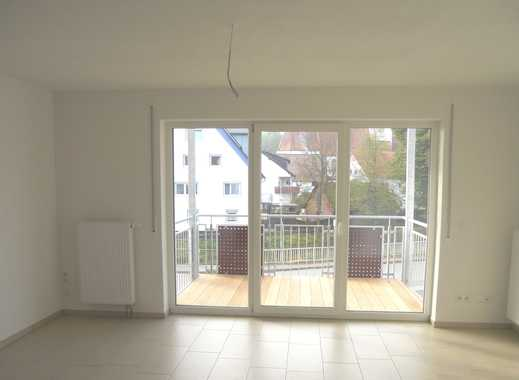 Moderne 2-Zimmer-Wohnung mit Balkon in Mittelbiberach