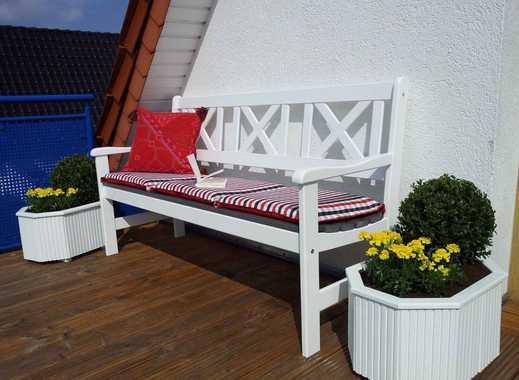 Schicke Singlewohnung mit 25 m² Dachterrasse in TOP Lage