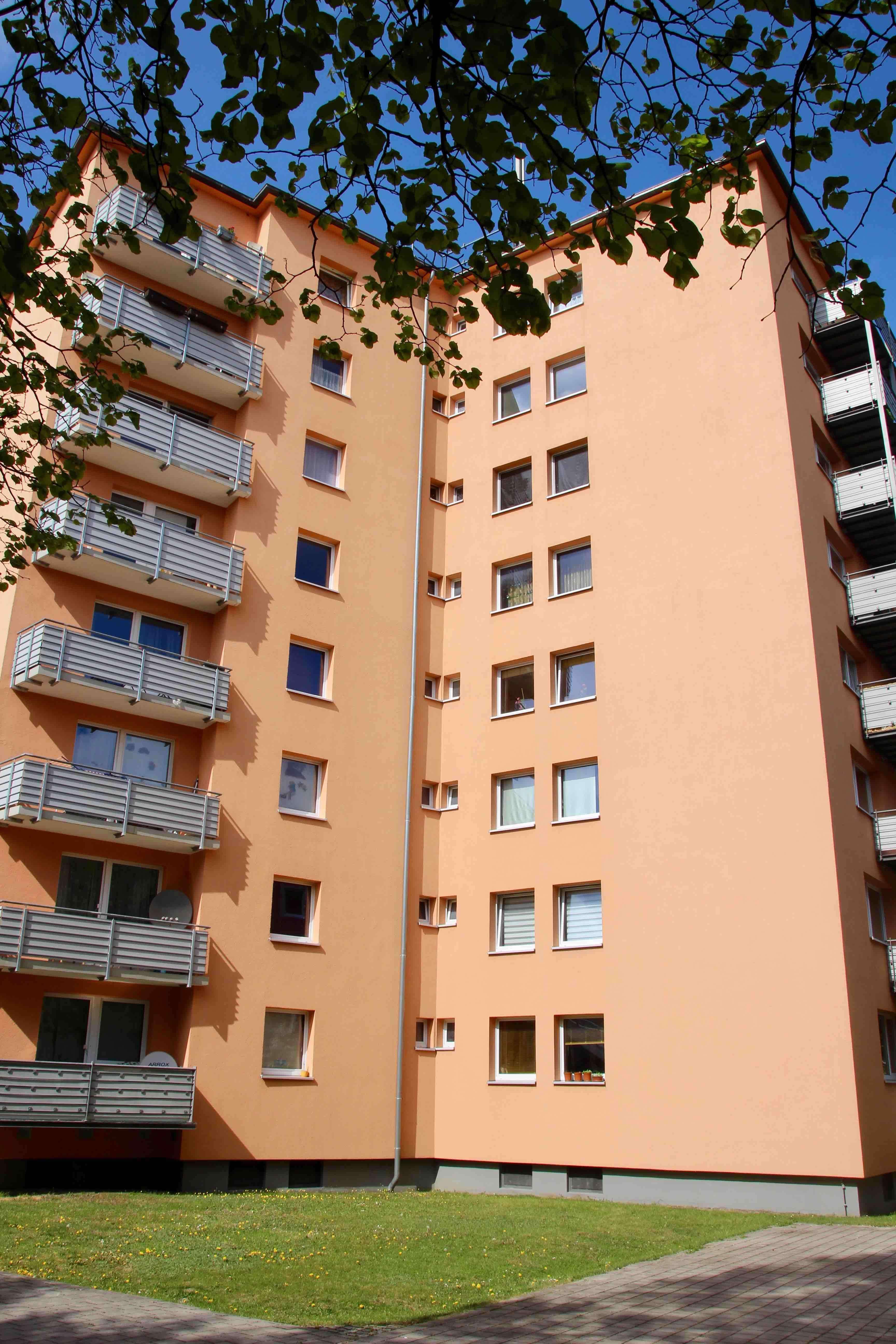 Gepflegte Wohnung in Augsburg ab sofort frei