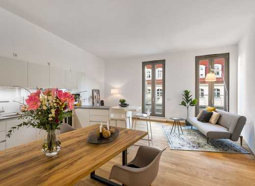 TOP LAGE AM NEUMARKT: 2-Raum-Wohnung mit viel Platz und tollem Blick auf die Altstadt