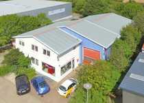 Firmengebäude mit Werkstatt Lagerhalle Büros