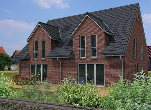 Viel Ruhe, toller Blick Doppelhaushälfte in Klein Nordende