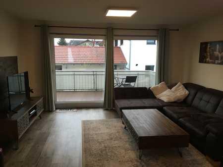Exclusive 3-Zimmer-Terrassen-Wohnung in Appertshofen (Holzhaus) in Stammham (Eichstätt)