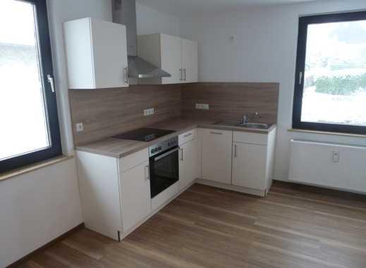 Vollständig renovierte 2-Zimmer-Wohnung mit Balkon und Einbauküche in Boppard