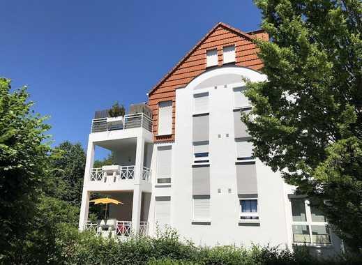 Blick ins Grüne... schöne 2 Zimmer Wohnung mit Südwest Balkon in guter Lage von IDSTEIN