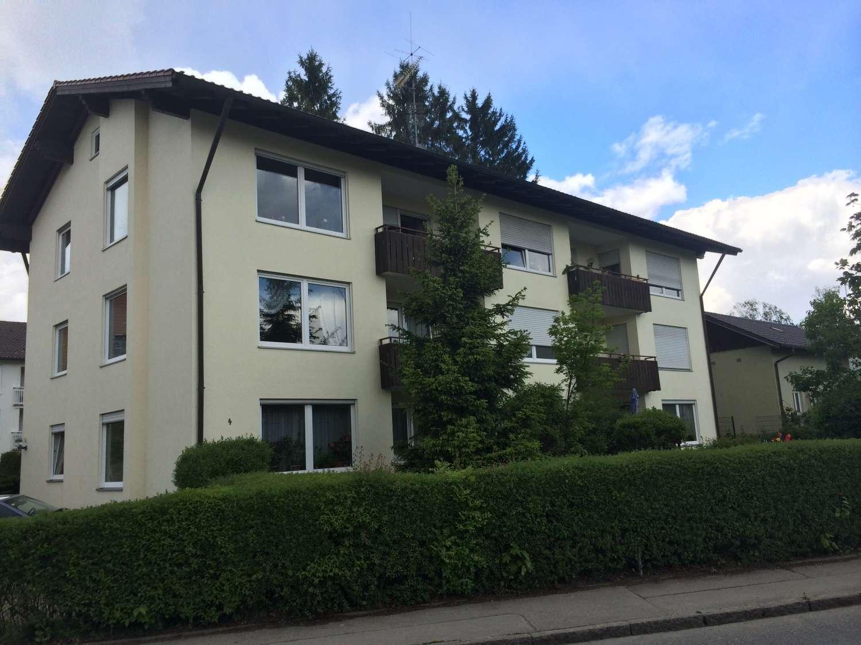 Wohnen wo andere Urlaub machen **1-Zimmer Wohnung mit EBK in Herrsching** in Herrsching am Ammersee (Starnberg)