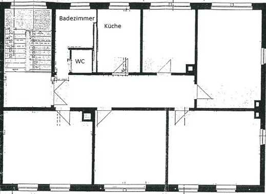 Große Wohnung in zentraler Lage