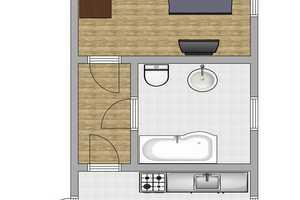 2 Zimmer Wohnung in Aachen