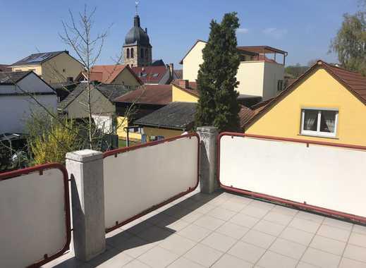 Schöne, geräumige 4-Zimmer-Maisonette-Wohnung in Ingelheim-Nord